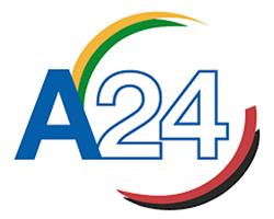 Africa 24 - Logo