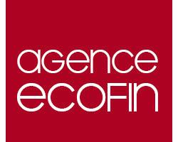Agence ecofin - Logo